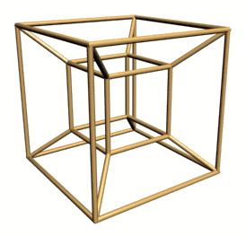 The Fourth Dimension Is The Position In Time Occupied By A Three Dimensional  Object.