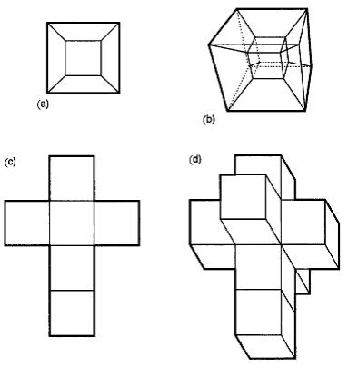 4-мерный куб