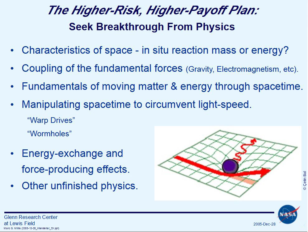 nasa breakthrough propulsion physics program - photo #12