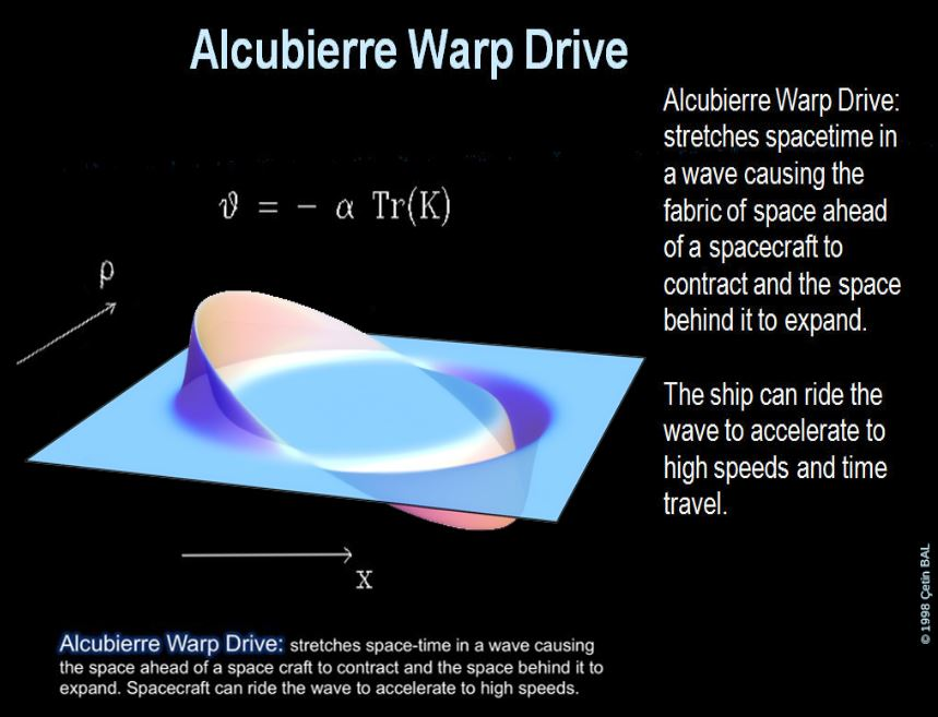 alcubierre drive nasa 2017 - photo #31