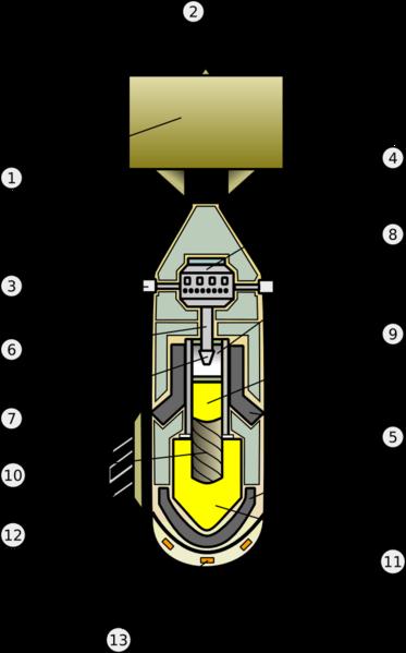 Atomic Weapon - Atom Bombası