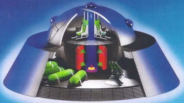 Risultati immagini per alien reproduction vehicle